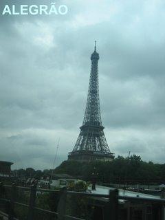 Paris Torre Eiffel Sena